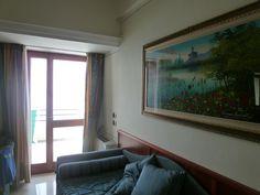 """Camera di """"Hotel Porto Roca"""", Monterosso al Mare, Liguria Italia (Luglio)"""