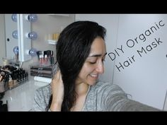 DIY Hair Mask | Hair Growth | Dry Scalp | Damaged hair -  CLICK HERE for The No. 1 Itchy Scalp, Dandruff, Dry Flaky Sore Scalp, Scalp Psoriasis Book! #dandruff #scalp #psoriasis Hi guys welcome back to my channel today I'm showing you how to make this super simple and effective hair mask. You only need two ingredients: 2 tps Organic Unrefined... - #Dandruff