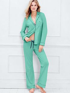 The Sleepover Cotton Pajama (in Medium and the TALL length)