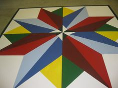 south western Ohio artist making wood barn quilts by littleshop86, $300.00