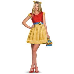 Picture of Adult Sassy Winnie The Pooh Costume