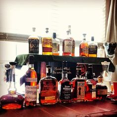 Bourbon Party on Pinterest | Bourbon, Whiskey and Woodford Reserve