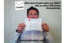 What about Canada makes you smile #CanadaSmiles #Canadaday