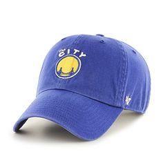 Golden State Warriors Adjustable Hats