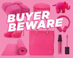 You should ask yourself these questions before buying a pink ribbon product this month.