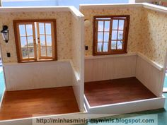Minhas Minis - My Minis: Tutorial Janela - Window tutorial