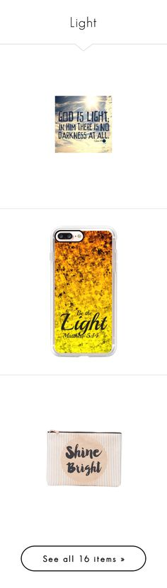 """""""Light"""" by divine-designer ❤ liked on Polyvore featuring accessories, tech accessories, iphone case, sparkly iphone cases, iphone cover case, bags, leather zip pouch, pouch bag, zip pouch and genuine leather bags"""
