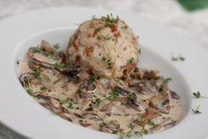 Superschnelle Champignon-Rahmsoße, ein schmackhaftes Rezept aus der Kategorie Vegetarisch. Bewertungen: 44. Durchschnitt: Ø 4,6.