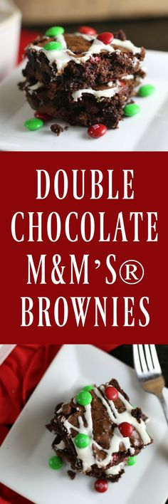 Double Chocolate M&M