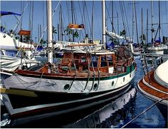boat-paintings