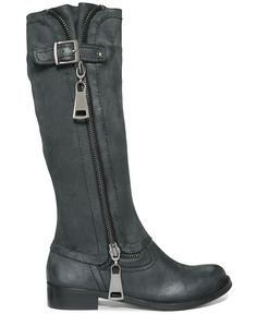 Two Lips Boots, Jersey Boots - Wide Calf Boots - Shoes - Macy's