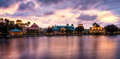Disney Resorts Information