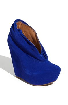 $170. This color kills me. <3 by Jeffrey Campbell