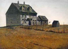 Andrew Wyeth: El mejor realismo norteamericano del siglo XX » Trianarts
