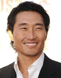 Daniel Dae Kim at event of Lost