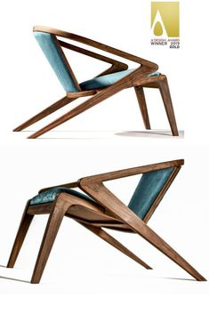 The Portuguese Roots Lounge Chair is one of their finest chairs. Designed by Alexandre Caldas, it is a minimalist upholstered wood chair embodying a deep sense of Scandinavian design and style.