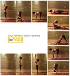 Sun Salutation - Yoga