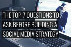 Before you go about reaching out on social, you need a plan in place. these tips will help you build a more effective social marketing strategy.