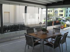 By combining Giemme System experience and the most advanced roofing and gazebo building techniques, GM Morando designs and creates conservatories. We propose all glass structures to create spaces with maximum brightness. Glass Structure, Conservatories, Create Space, Gazebo, Dining Table, Spaces, Building, House, Furniture