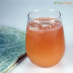 Spicy Habanero Paloma by Daphne Oz! #TheChew #Cocktail #HappyHour