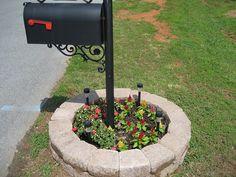 Mailbox Planter by aldebaran's weblog, via Flickr