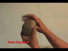 How to make a pinch pot. Great video for intro to making a pinch pot--the cross sections visually show what is happening. I only show the first 3 minutes, because it is long 8:45.