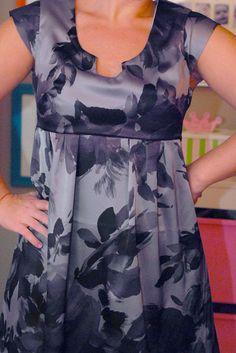 Washi Dress - in fancy