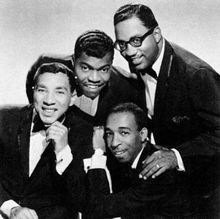 Smokey Robinson and the Miracles   The Miracles - Wikipedia