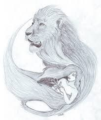 A tattoo I want SO badly! Leo for the hubby, Virgo for myself. I would love to incorporate water flowing at the bottom of the mane to represent Aquarius for our daughter! Virgo Tattoo Designs, Mermaid Tattoo Designs, Star Tattoo Designs, Mermaid Drawings, Aquarius Art, Leo And Aquarius, Aquarius Tattoo, Gemini And Cancer, Leo Lion Tattoos