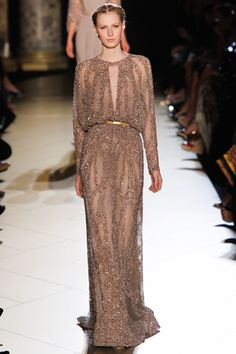 fall 2012 couture  Elie Saab