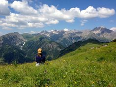 Gipfelglück in Österreich – Unterwegs auf dem Blumenberg