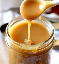 Delicious and easy salted caramel sauce recipe