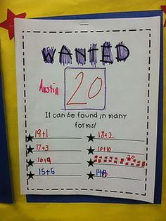 Addition - Wanted Poster