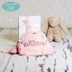 Cherish Me Baby Gift - Daddy's Girl