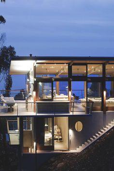 "livingpursuit: "" Ocean House | Robert Mills Architects """
