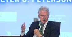 #BENGHAZI More poo from the bull pin:  Bill Clinton Has an Explanation for Why His Wife Hillary Missed the 3 AM Phone Call
