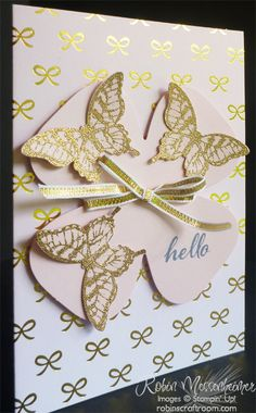 » Blog Archive » My Final Three Cards for August Paper Pumpkin!