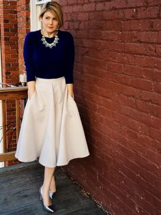 """Modest doesn't mean frumpy. For more Fashion Tips (and a free eBook): http://eepurl.com/4jcGX Do your clothing choices, manners, and poise portray the image you want to send? """"Dress how you wish to be dealt with!"""" (E. Jean) http://www.colleenhammond.com/"""