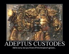 i'm sorry but you've thrown off the emperor's groove Warhammer 40,000 - Google Search