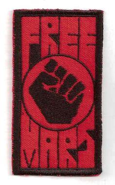 Babylon 5, Free Mars Patch. $9.00, via Etsy.