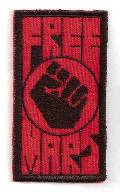 Babylon 5, Free Mars Patch. $9.00 USD, via Etsy.