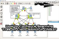 176 Best Cisco Networking with GNS3 images in 2018 | Cisco