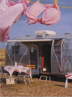 chic camping