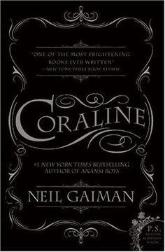 Coraline - Neil Gaiman x Tim Burton. Book Club Books, Book Lists, Books To Read, My Books, Book Nerd, George Orwell, Friedrich Nietzsche, Stop Motion, Coraline Book