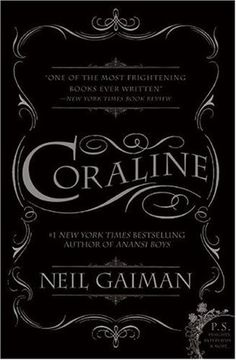 Rainy Days and Pajamas Review: Coraline by Neil Gaiman