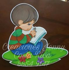 Decorate Notebook, Tweety, Fictional Characters, Art, Baby Boys, Classroom Setting, Decorated Notebooks, Charms, Jelly Beans