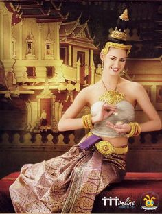 1000 images about the thai traditional costume on pinterest
