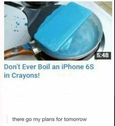 Gosh, same. Guess I'll boil it in vaseline?