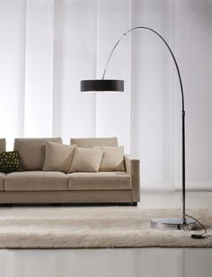 General lighting | Free-standing lights | P-2718 iris floor lamp. Check it out on Architonic