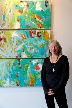 Sharon Barr Paintings www.sharonbarr.ca